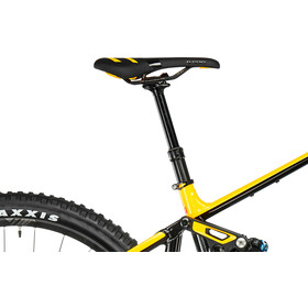 Mondraker Level R E-MTB Full Suspension yellow/black